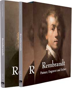 Rembrandt - Painter, Engraver and Draftsman